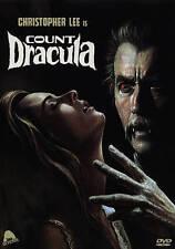 Count Dracula (DVD, 2015, 2-Disc Set) SEVERIN FILMS CHRISTOPHER LEE JESS FRANCO