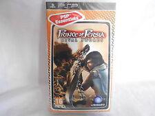 "Jeu PSP ""Prince of Persia : Rival Swords"""