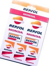 Honda Repsol Moto GP Équipe STICKER AUTOCOLLANT officiellement 2017