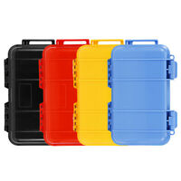 Plastic Waterproof Airtight Case Box Container Survival Carry Handle Storage Box