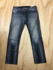 Diesel Safado Regular Slim Straight Button Fly Denim Blue Jeans Men's 29 x 29