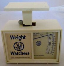 Weight Watchers Food Scale Capacity 1 Pound 1 Ounce Vintage