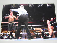 "MICHAEL KATSIDIS Hand Signed 12""x18"" Photo"