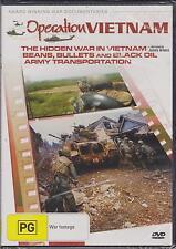 OPERATION VIETNAM - THREE DOCUMENTARIES -  DVD - NEW