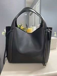 Coach Harmony Leather/Suede Hobo