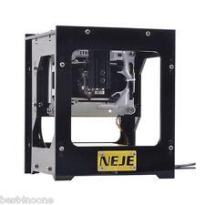 NEJE Fancy Laser Engraving Cutter Printer Machine for Hard Wood Plastic 5V 300mW