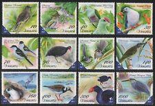 Vanuatu 2012 - Mi-Nr. 1464-1475 ** - MNH - Vögel / Birds