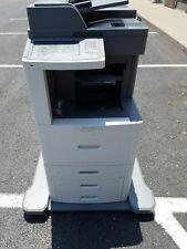 Lexmark X658de Multifunction Laser Printer Scanner Copy Fax Email - Refurbished