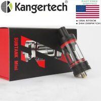 Black Kangertech Subox Mini Starter  50W Kanger Vape Subtank Tank Vapor Top