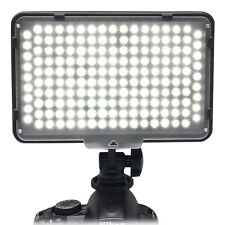 Mcoplus 168A Video LED Light for Canon Nikon Panasonic DV Camcorder DSLR Camera