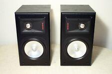 New listing Speakercraft Aim Monitor Three Audio Speakers Xclnt! Audiophile Bookshelf B&W