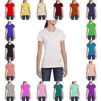 PAPAVAL KCST Kids Girls Boys Plain Cap Sleeve Crew Uniform Jumper T-Shirt Tops
