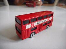 "Corgi Daimler Fleetline Bus ""The london Standar"" in Red"