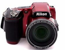 Nikon COOLPIX L840 16.0 MP Digital Camera - Red