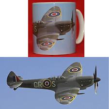 Supermarine Spitfire - Personalised Mug / Cup