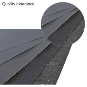1/5/10 Polishing Sheet 80- 320 Grits Waterproof WET & DRY Sandpaper  Abrasive