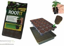 Root it 24 Propagation Insert & Trays Starter Plugs Seeds Cuttings Base Root!t