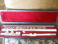 Yamaha Flute Model 281SII With Hard Case
