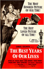 The Best Years Of Our Lives - 1954 - Movie Poster