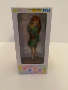 Evangelion Sohryu Asuka Langley Neon Genesis Sega Figures Anime Green