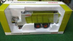 Schuco Claas Cargos 9500 1:32