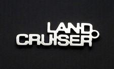 "LAND CRUISER keyring Schlüsselring porte-clés keychain V6 V8 TROOP AMAZON SUV"""