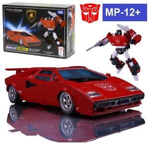Transformers Masterpiece MP-12+ Sideswipe Lambor LP500S Takara Tomy 17