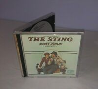 Original Motion Picture Soundtrack THE STING Scott Joplin CD