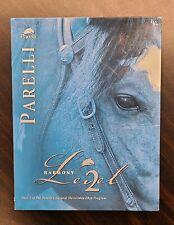 Parelli - Harmony Level 2 - Natural Horsemanship Program - Opened-box New