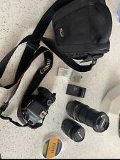 Canon EOS Rebel T2i / EOS 550D 18.0MP Digital Camera - Black 18/35 18/270
