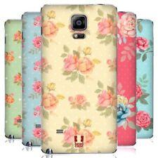 Fundas y carcasas Head Case Designs color principal rosa para teléfonos móviles y PDAs Samsung
