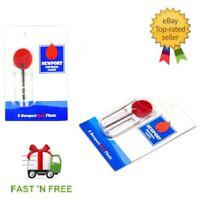 Newport Red Flints For Universal Cigarette Refillable Lighters Flint - Multi UK