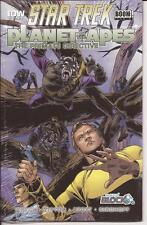 Idw Star Trek Planet Of The Apes #1 Nerd Block Exclusive The Primate Directive