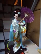 33cm/12.99'' Tall Japanese Geisha Traditional Geiko Kimono Doll Dancer -RQ2101