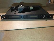 Shure UHF U4D UA Doppelempfänger mit 2 Mikrofon U2 Beta58a (782-806MHz) #307
