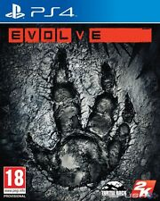 Evolve PS4 Download