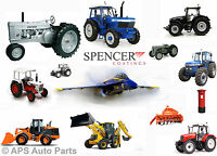 Tractor Agricultural Machinery Enamel Paint Choose Colour & Size Best Quality