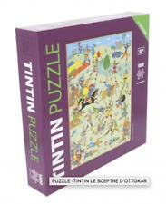 PUZZLE -TINTIN LE SCEPTRE D'OTTOKAR. MOULINSART 81551. NEUF