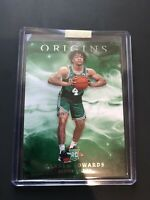 Panini Origins Carsen Edwards Rookie Card 2019-2020