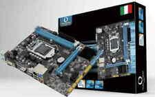 SCHEDA MADRE H55 1156 DDR3 HDMI DESKTOP MOTHERBOARD COMPUTER CPU I3 I5 I7 1° GEN