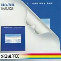 DIRE STRAITS communique (CD, Album) Soft Rock, Pop Rock, very good condition,