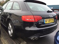 58 AUDI A4 AVANT 2.0 TDI 143 S-LINE S/S, LED DAY RUN LIGHTS, XENONS, LEATHER ETC