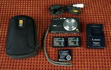Panasonic LUMIX DMC-FX01 6.0MP Digital Camera - Black