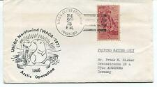 1966 USCGC Cutter Northwind WAGB-282 Arctic Operation Polar Antarctic Cover