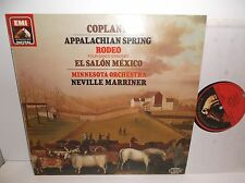 ASD 1436501 Copland Appalachian Spring Rodeo El Salon Mexico Minnesota Marriner