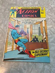 Action Comics #390 ( July 1970 ) DC Comics JW