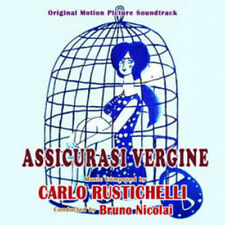 Carlo Rustichelli - Assicurasi Vergine (Insurance on a Virgin) (Origin