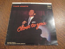 33 tours frank sinatra close to you