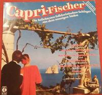 Capri Fischer / LP Vinyl 1984 Schuricke Alexander Robic Torriani Carol  u.m.
