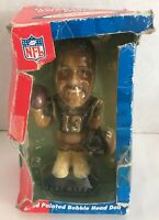Vintage Kurt Warner NFL Collectible Series Hand Painted Bobble Head Doll G43